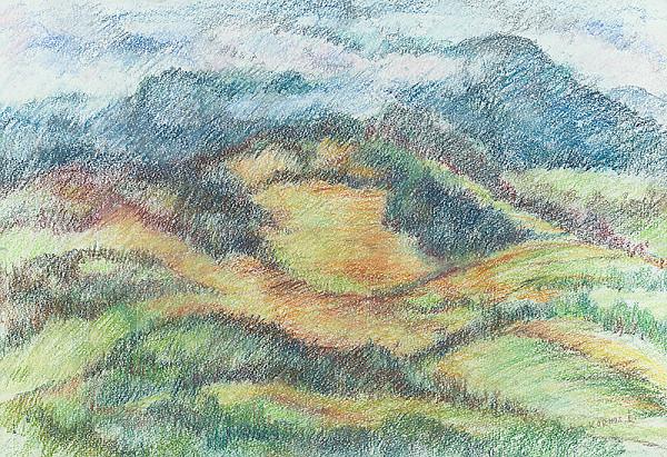 Éva Kormos – Priehrada (Völgyzáro gát)