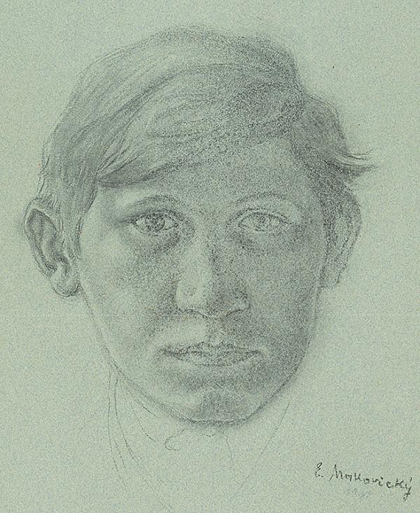 Emil Makovický – Hlava mládenca
