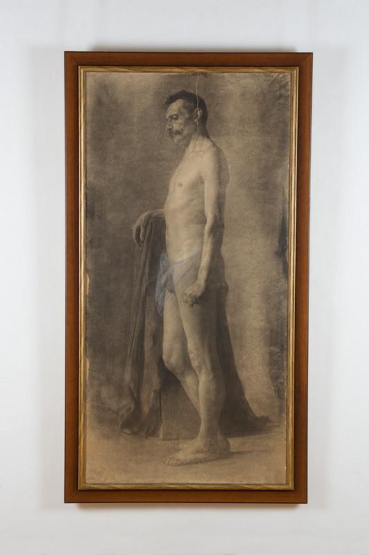 Jozef Hanula – Mužský akt