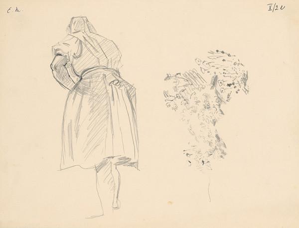 Emil Makovický - Figurálne a krajinárske štúdie