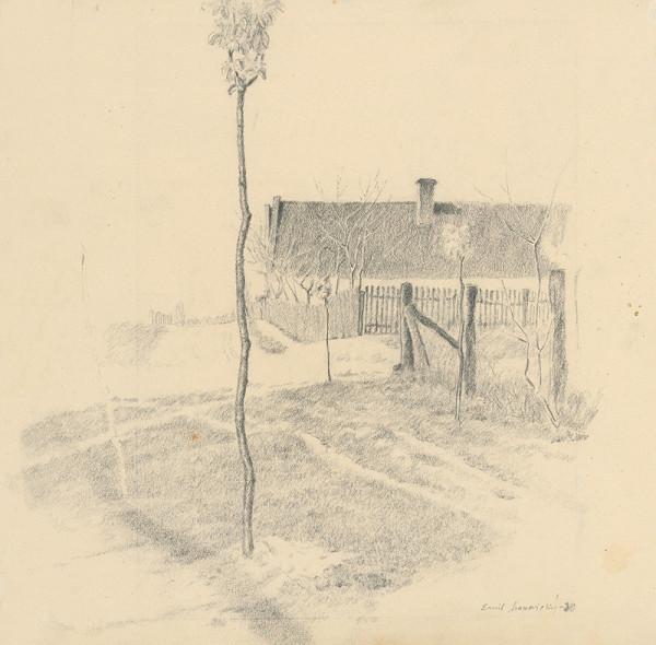 Emil Makovický - Dom so záhradou