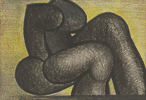 Imrich Svitana – Kresba