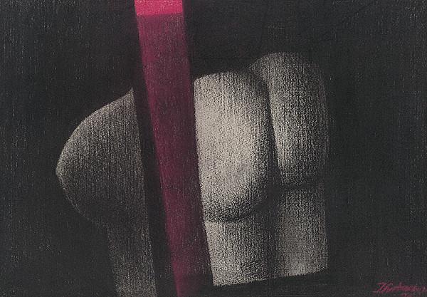 Imrich Svitana - Kresba