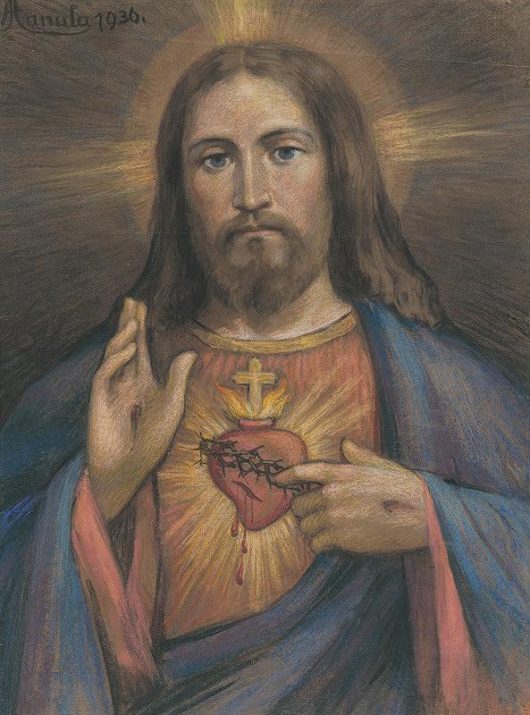 Jozef Hanula – Kristus