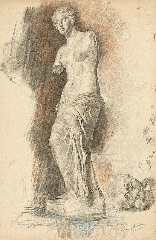 Andor Borúth – Venuša