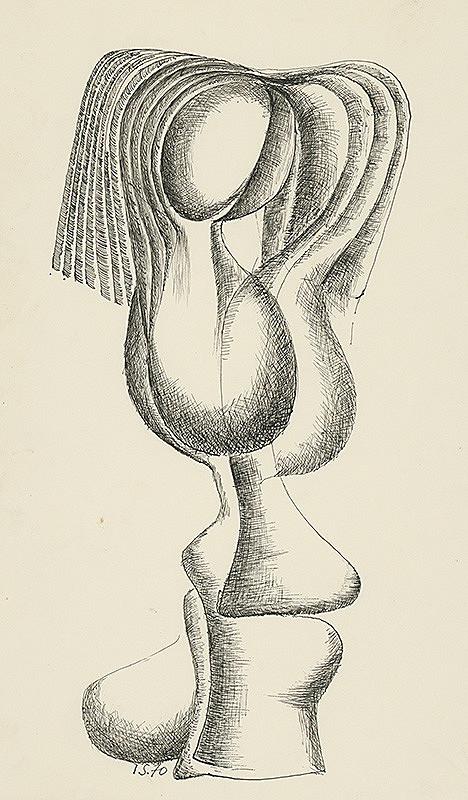 Imrich Svitana – Kresba II.