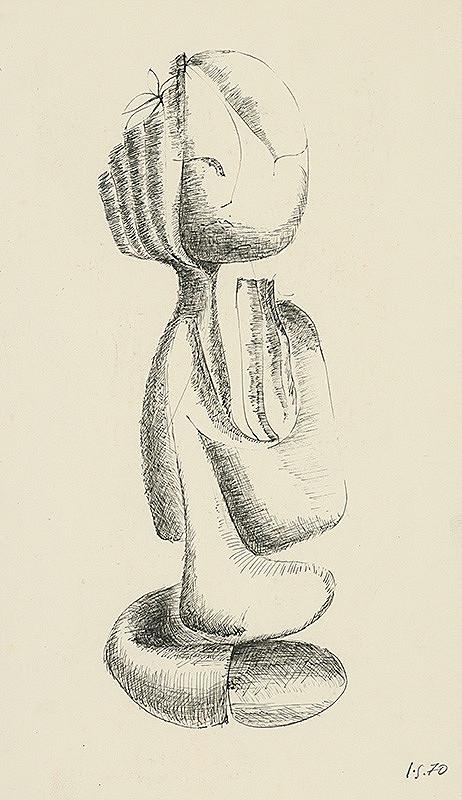Imrich Svitana – Kresba III.