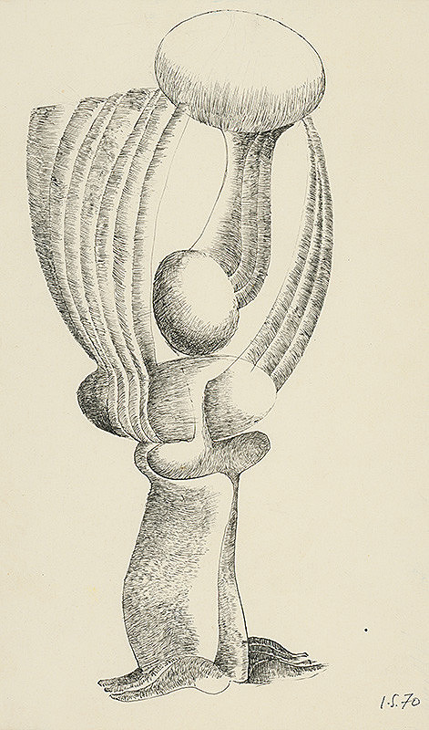 Imrich Svitana - Kresba IV.