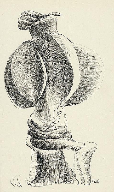 Imrich Svitana - Kresba V.