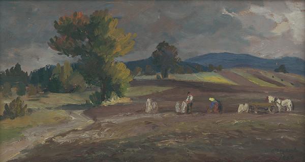 Jozef Majkut – Jeseň