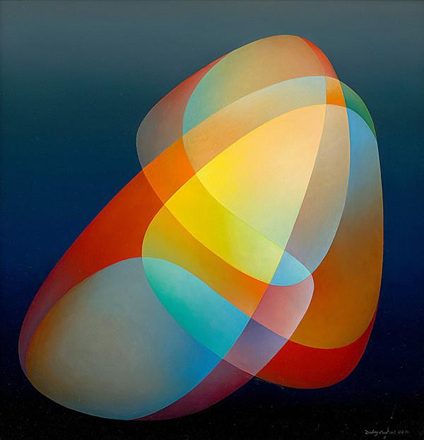 Orest Dubay ml. – Ozveny svetla