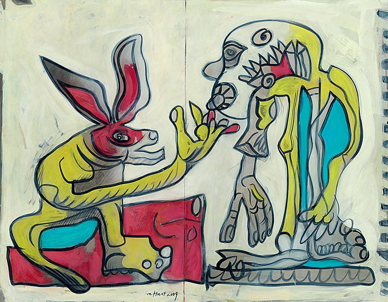 Milan Hnat – Prah tolerancie, 2009
