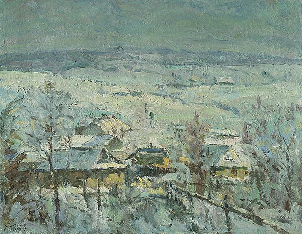 Ján Grotkovský - Zima