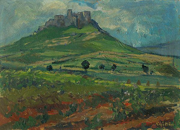 Oľga Krýslová – Spišský hrad