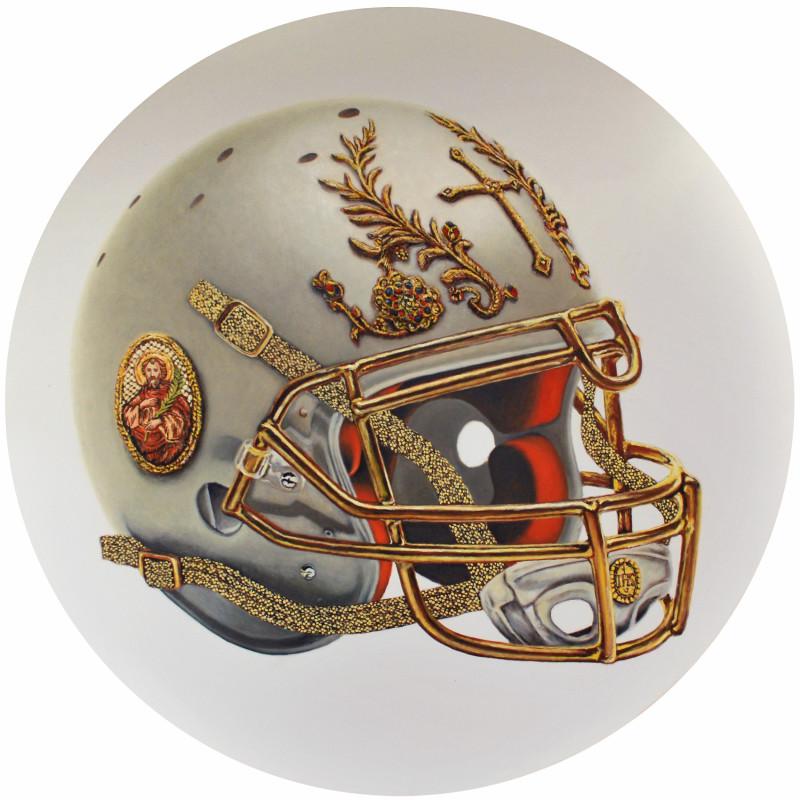 Matúš Lányi – Helmet, 2013
