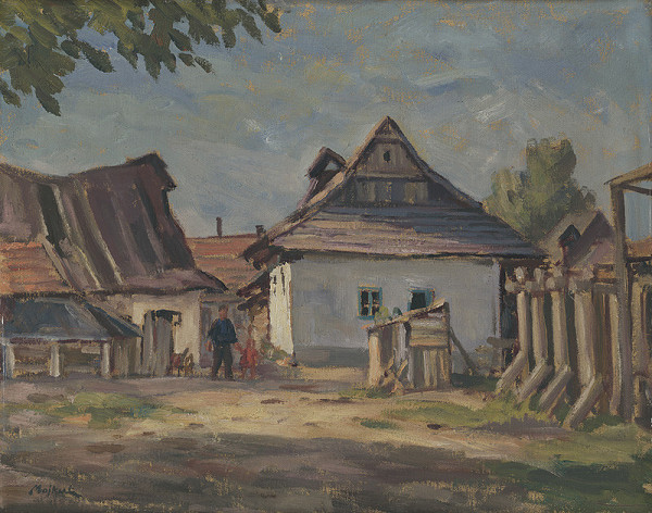 Jozef Majkut - Medzivody