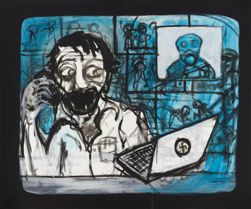 Richard Roháč – Digiterror, 2016