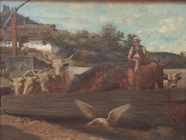 Eduard Hriňák - Napájanie