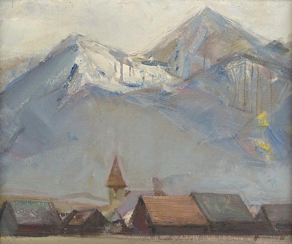 Marián Hennel – Dedina pod Tatrami