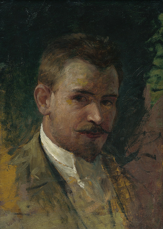 Giorgio Szoldatics – Portrét Jozefa Hanulu