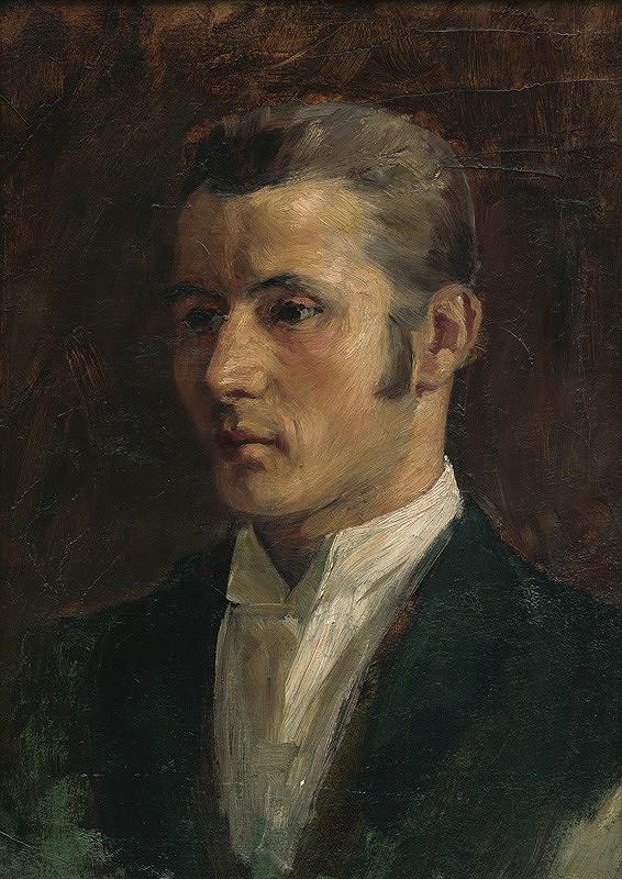 Giorgio Szoldatics - Autoportrét