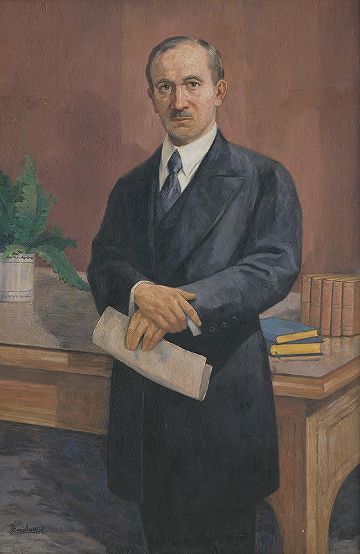 Jozef Hanula - Eduard Beneš