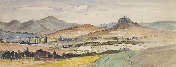 Jozef Fabini – Krajina pod Spišským hradom