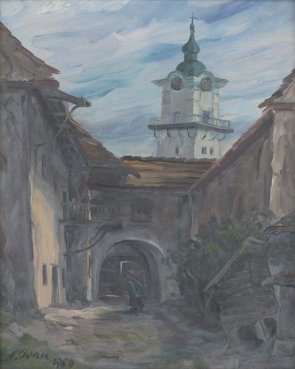 Ondrej Ivan - Dvor v Spišskej Sobote