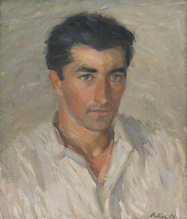 Michal Petrek - Portrét muža