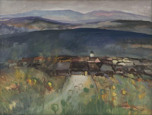 Jozef Fabini - V Levočských horách