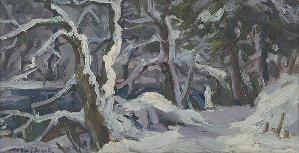 Jozef Majkut – Zima v prielome