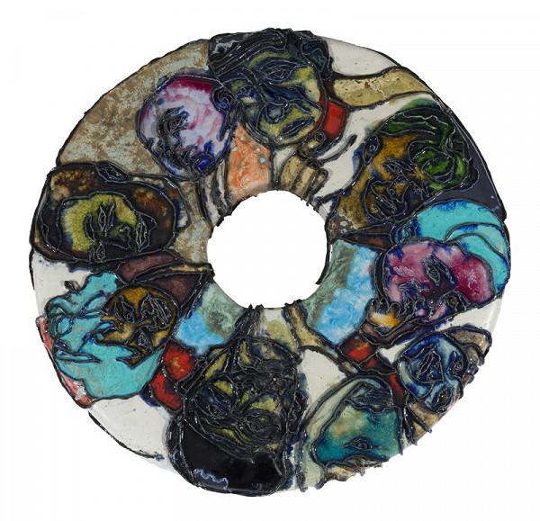 Peter Smik – (Kruh) Circle stone