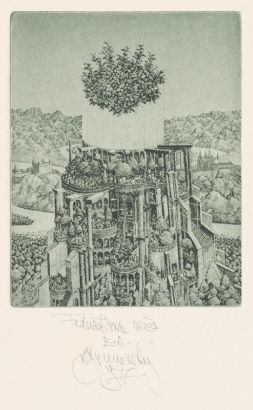 Albín Brunovský – Federatívna veža