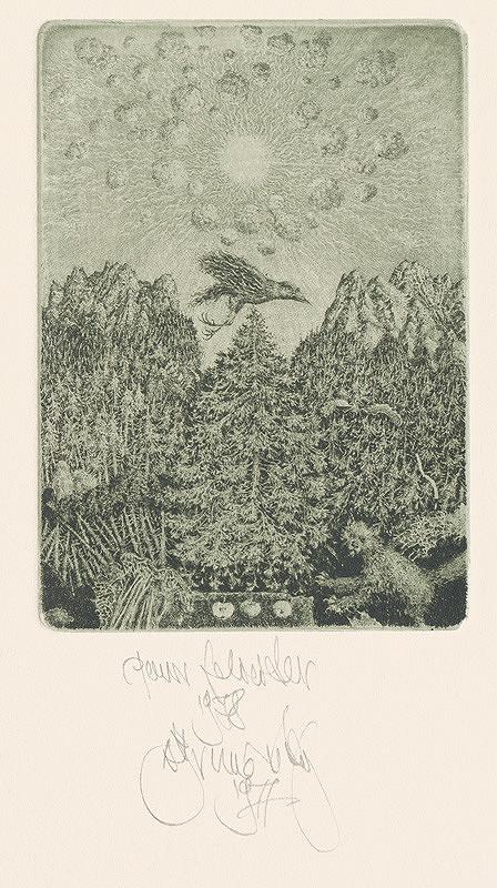 Albín Brunovský – Pour Feliciter 1978