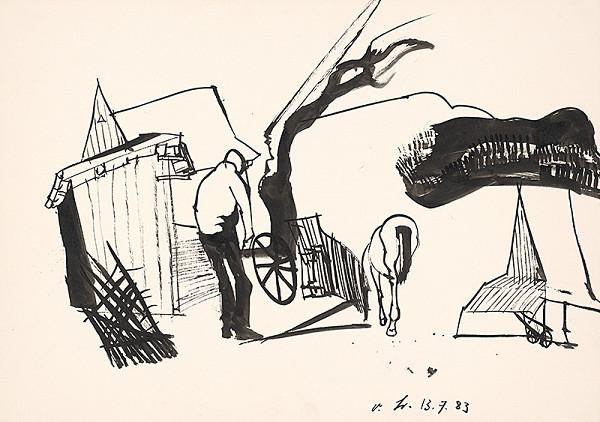 Vincent Hložník – Gazda