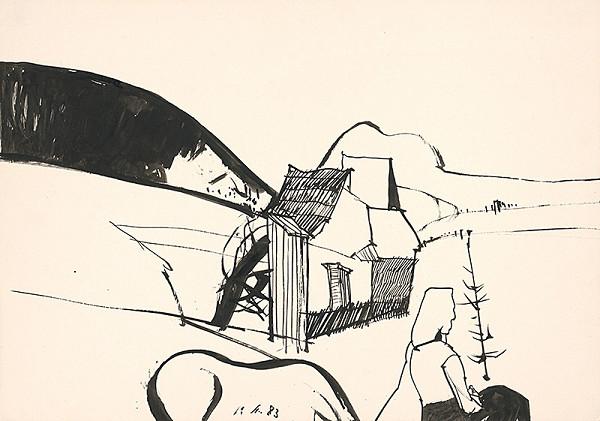 Vincent Hložník – Polia