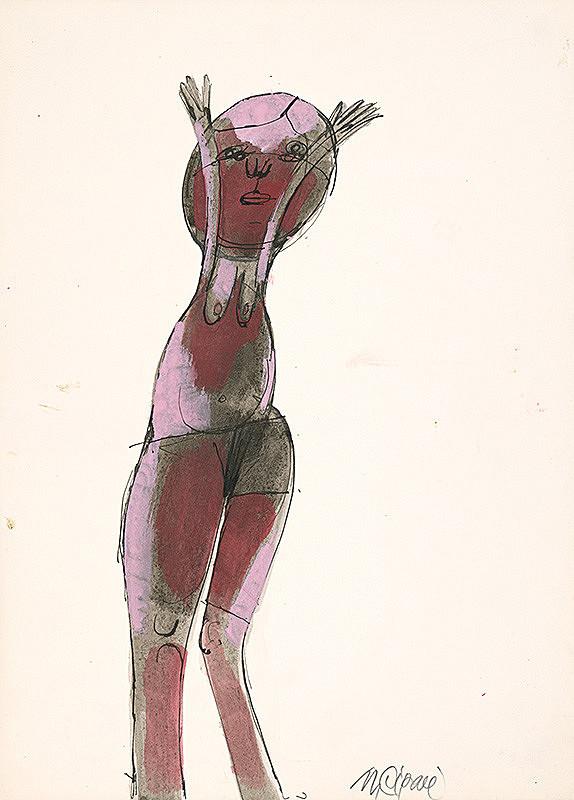 Miroslav Cipár – Kresba č.3