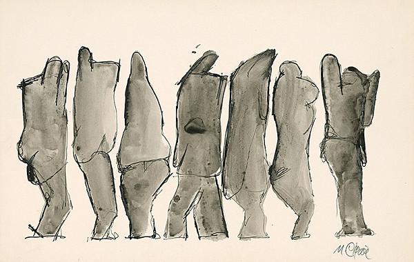 Miroslav Cipár – Kresba č.8