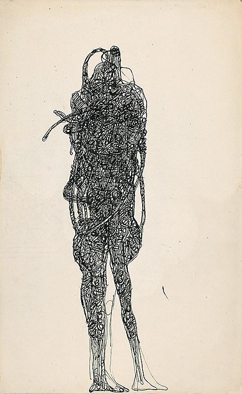 Miroslav Cipár – Nočná kresba VI.