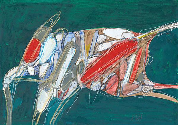 Miroslav Cipár – Kresba B/2