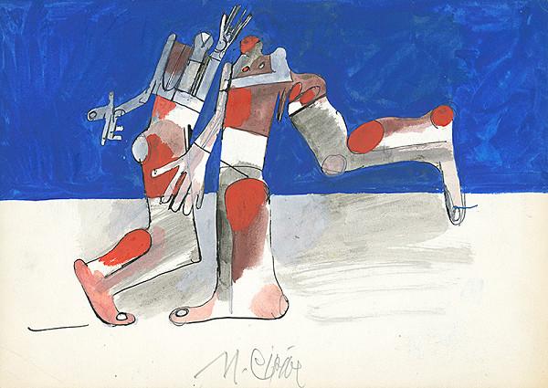 Miroslav Cipár – Kresba C/4
