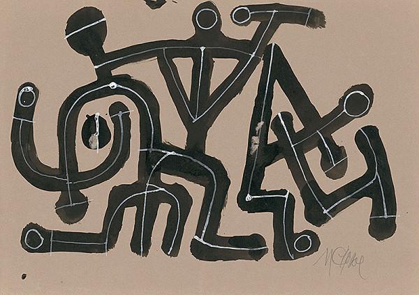 Miroslav Cipár – Kresba F/6
