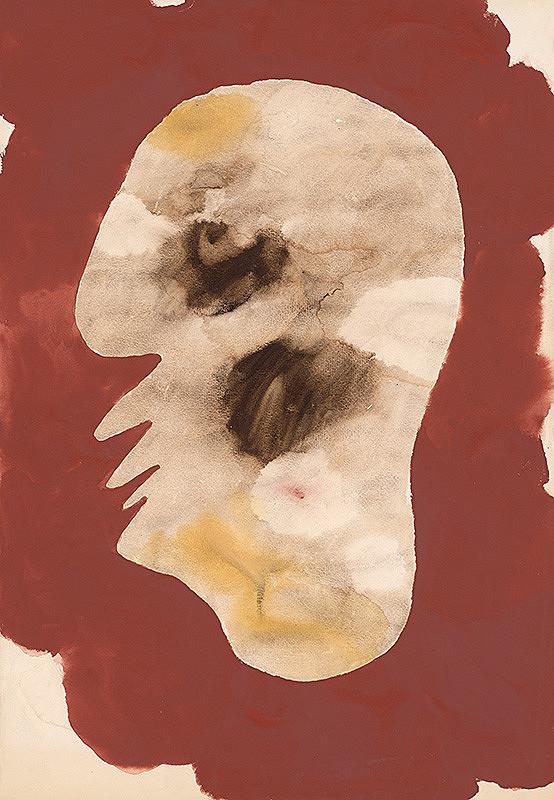 Milan Paštéka – Hlava v hnedom poli