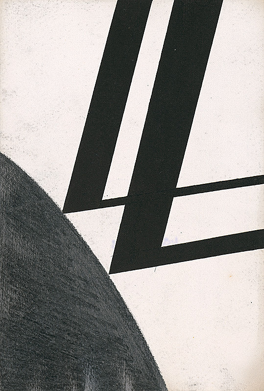 František Hübel – Svetlé a tmavé plochy XXIV.