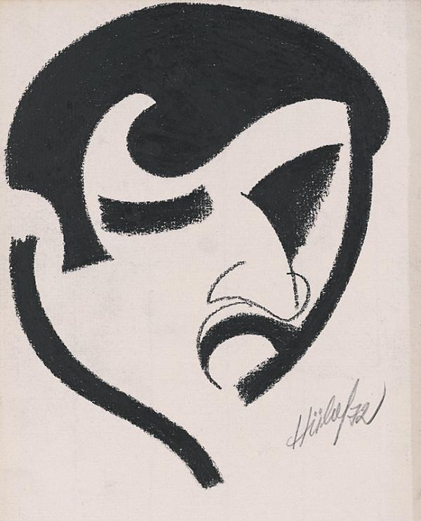 František Hübel – Karikatúra I.