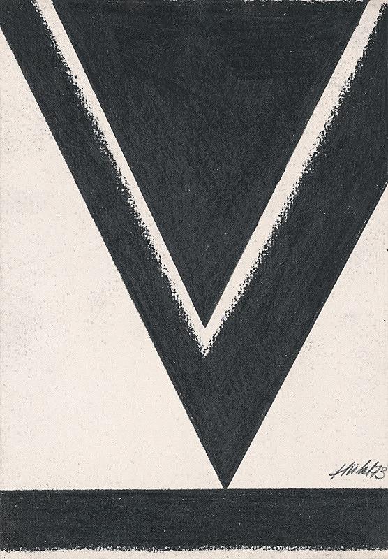 František Hübel – Abstrakt XVII.