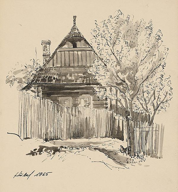 František Hübel – Štúdia dreveníc