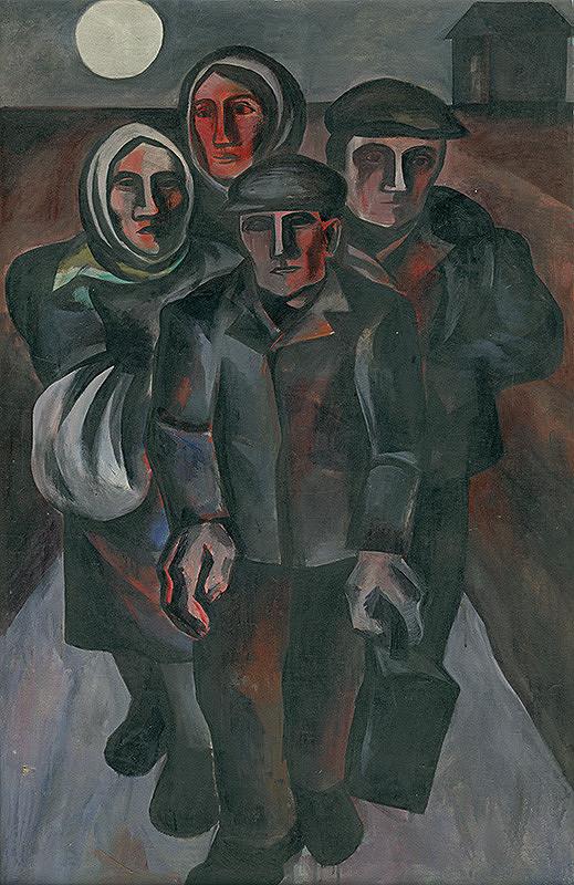 Milan Mravec – Vysťahovalci
