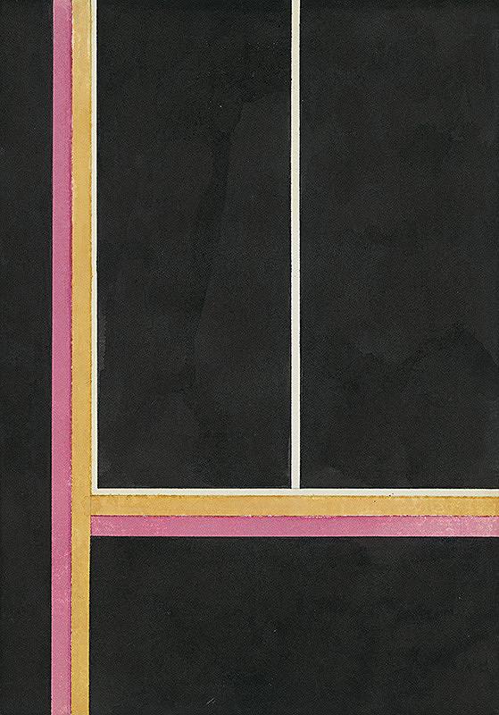 František Hübel – Súbor dekoratívnych kompozícií
