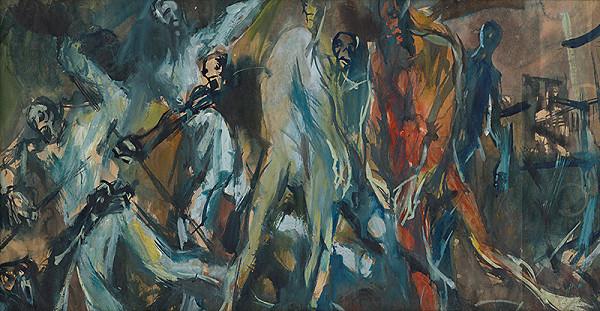 Vincent Hložník – Vojna